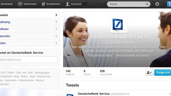 account in deutsch