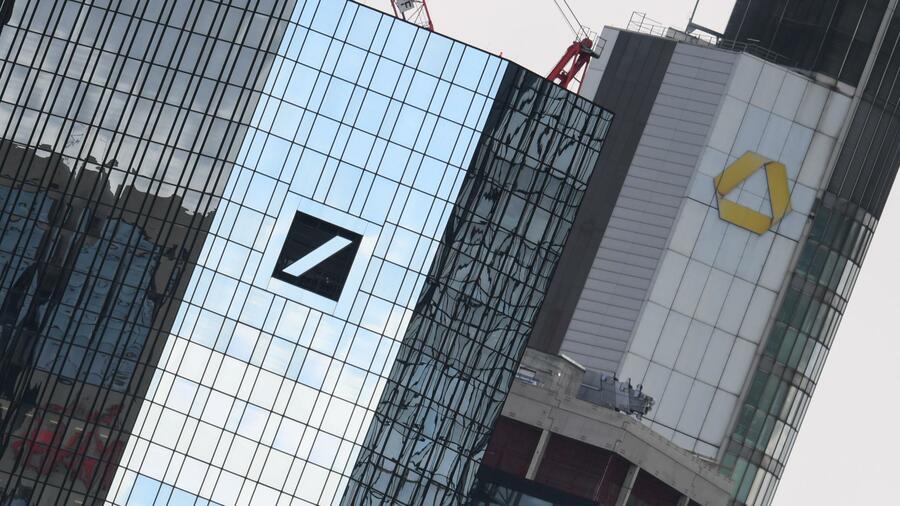 Le autorità di vigilanza sono in costante contatto con le banche più grandi.  Fonte: dpa