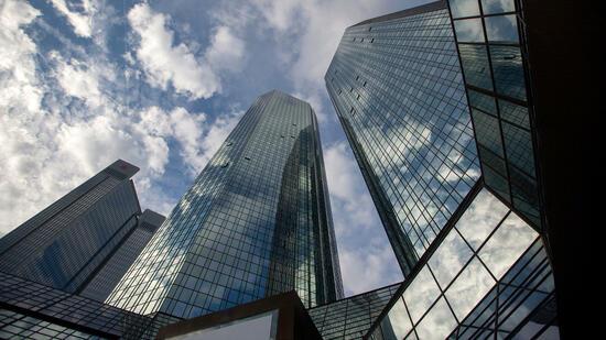 Deutsche Bank bringt Kapitalerhöhung über die Bühne