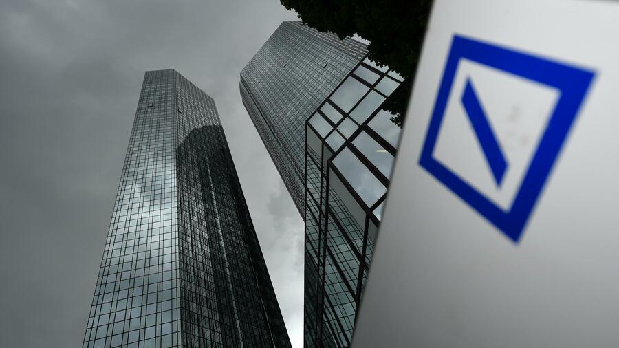 Gut gefüllter Bonustopf trotz roter Zahlen bei Deutscher Bank
