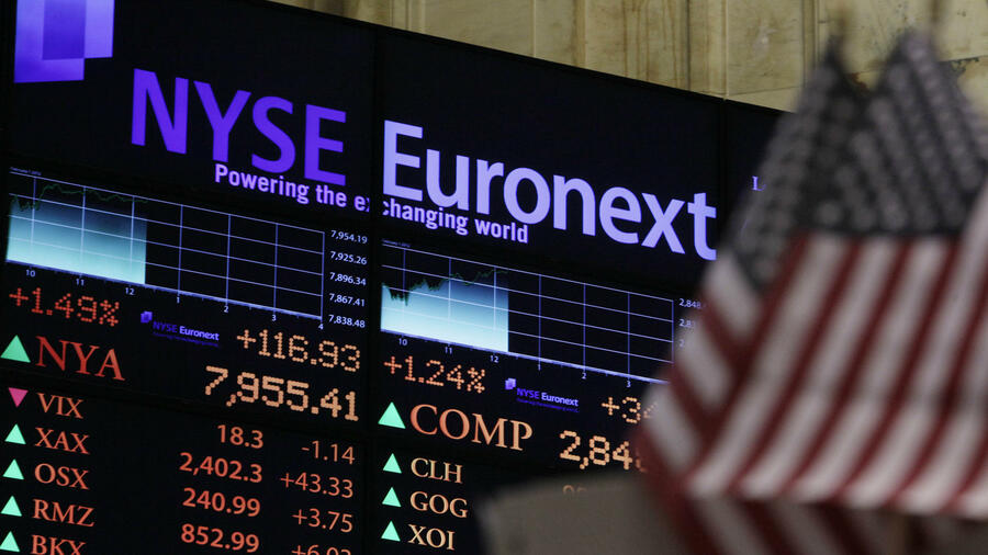 Die NYSE Euronext in New York. Quelle: dapd