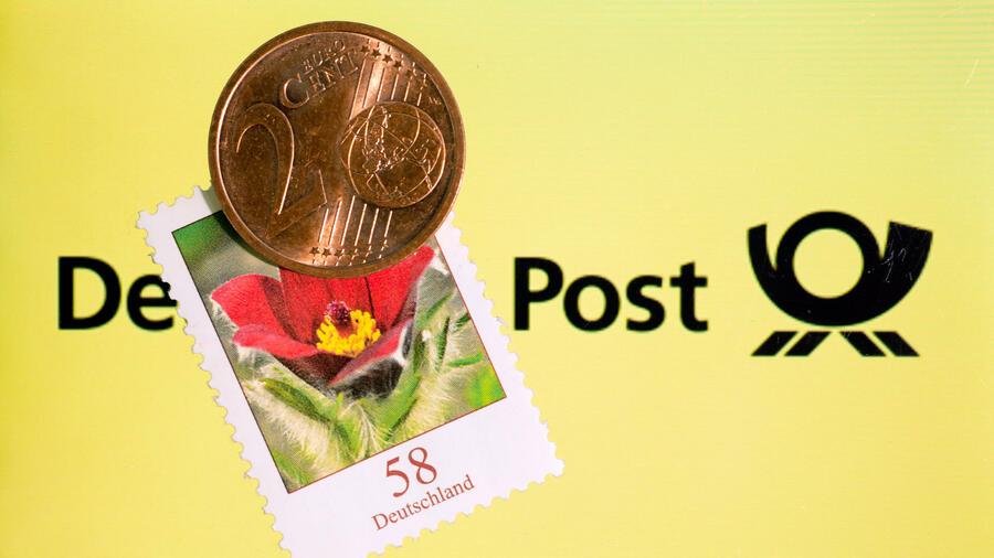 Grünes Licht Vom Regulierer Post Erhöht Briefporto