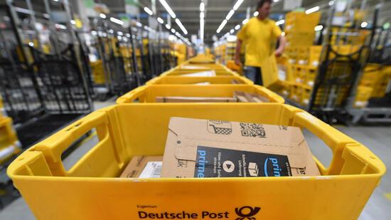 Online-Handel beschert der Deutschen Post DHL erneut Rekordergebnis