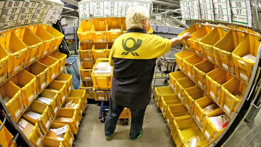 Boomendes Express- und Paketgeschäft beflügelt Deutsche Post