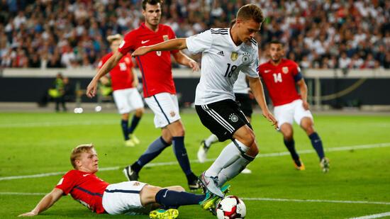 Norwegen Deutschland Wm Quali