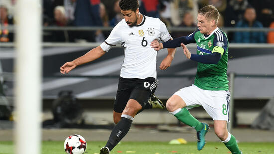 Deutschland nordirland fussball
