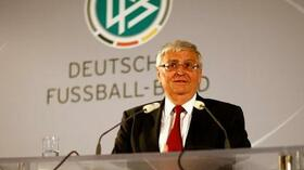 DFB-Präsident Dr. Theo Zwanziger. Foto: Bongarts/Getty Images Quelle: SID