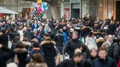 Einzelhandel: Frankfurter Zeil ist Deutschlands meistbesuchte Einkaufsstraße