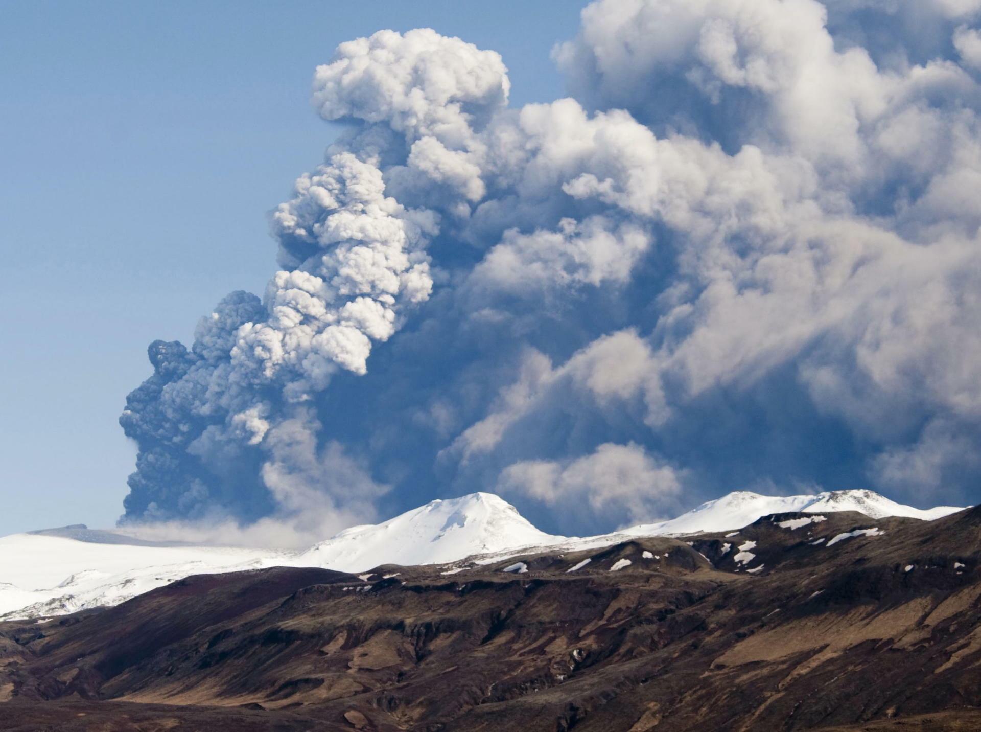 Vulkan Katla: Island wartet auf den großen Ausbruch