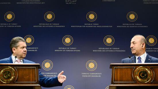 Gabriel: Andere Themen als Incirlik mit Türkei noch schwieriger