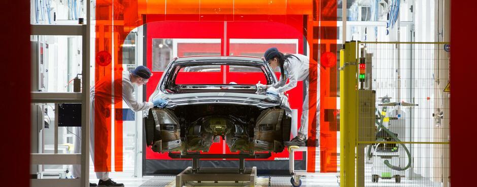 Das Ende des langen Booms in der Autoindustrie