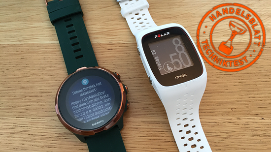 polar m430 und suunto spartan im test gps boliden f r. Black Bedroom Furniture Sets. Home Design Ideas