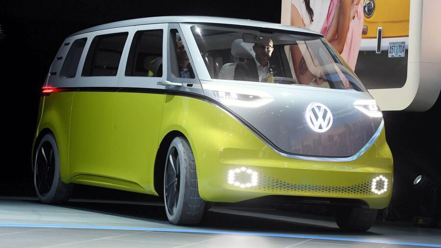 Der Vw Konzern Will Ein Elektroauto Als Einstiegsmodell Anbieten