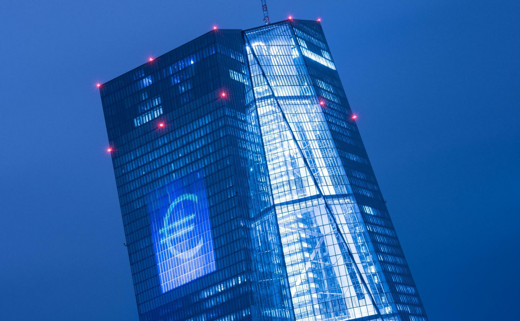 EZB: Geldpolitik dürfte spätestens 2021 an Obergrenze stoßen