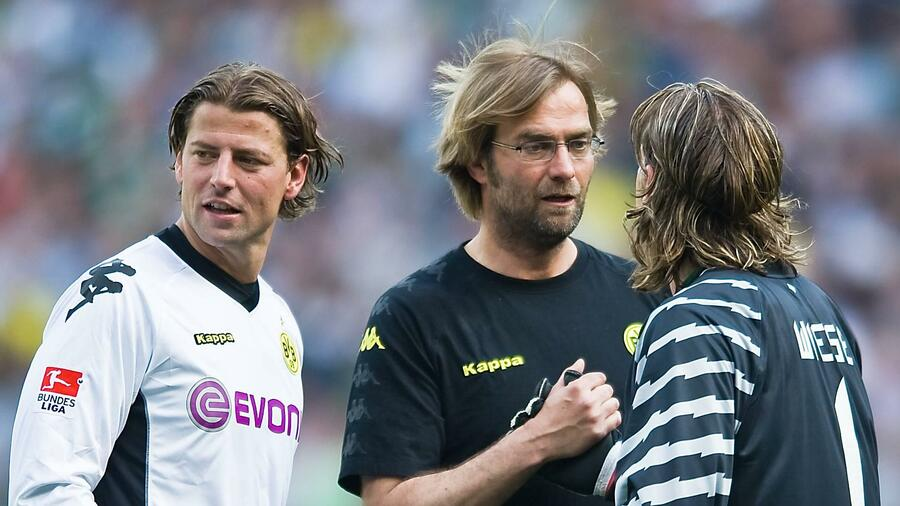 Bundesliga Zirkus Borussia Dortmund Verpflichtet Tim Wiese