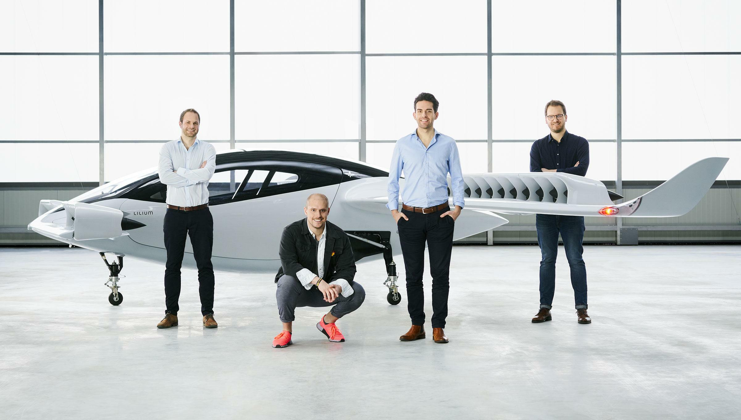 Lilium: Dieses Flugtaxi soll die Mobilität revolutionieren