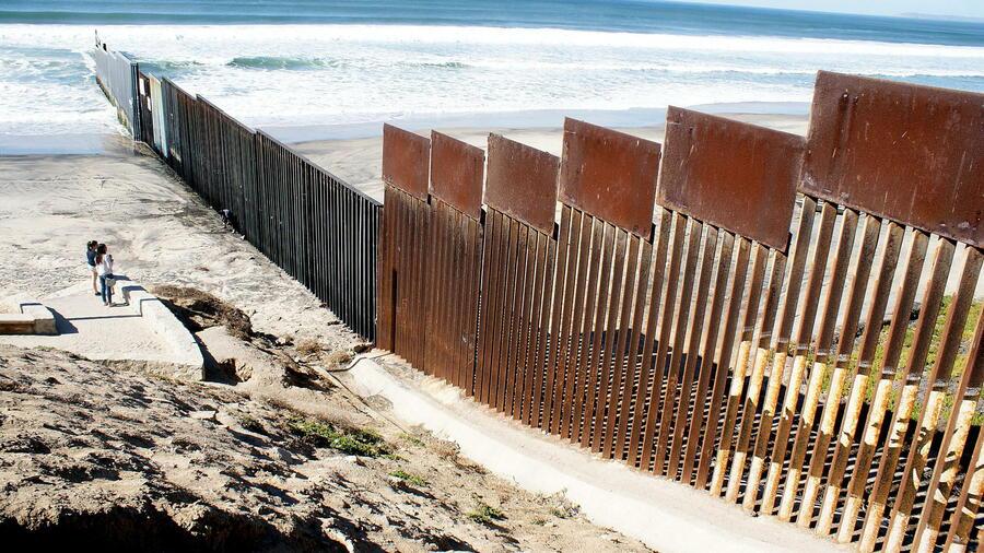 Usa Und Mexiko