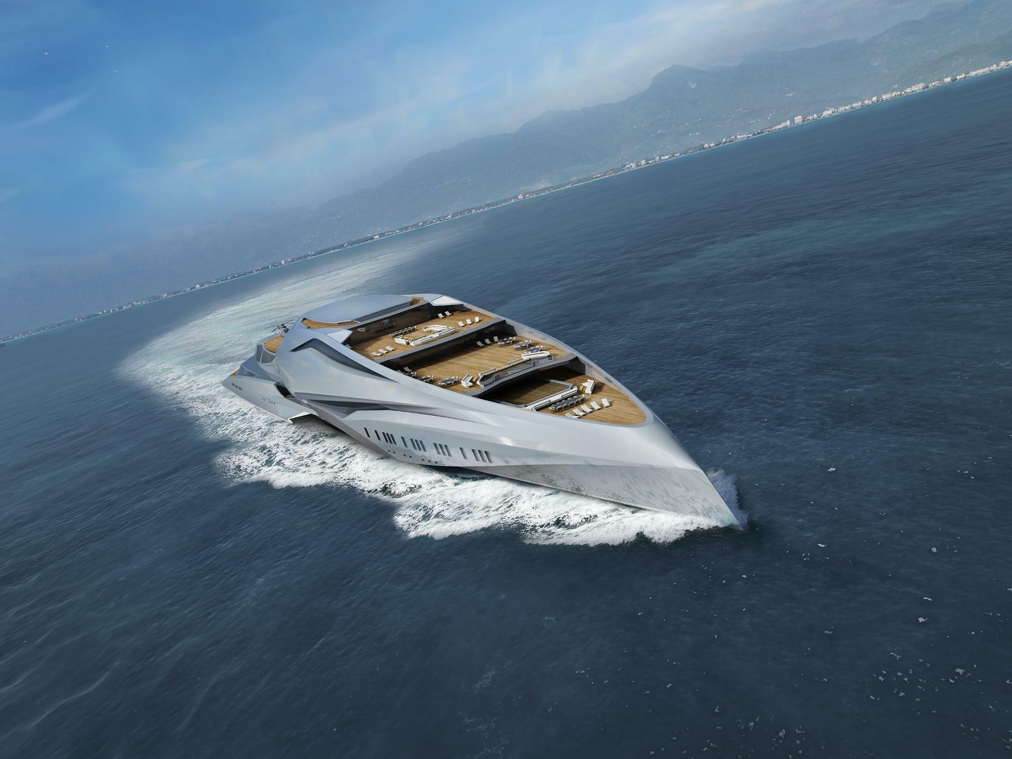 Yacht Sharing Die Grosste Yacht Der Welt Fur Fast Jedermann