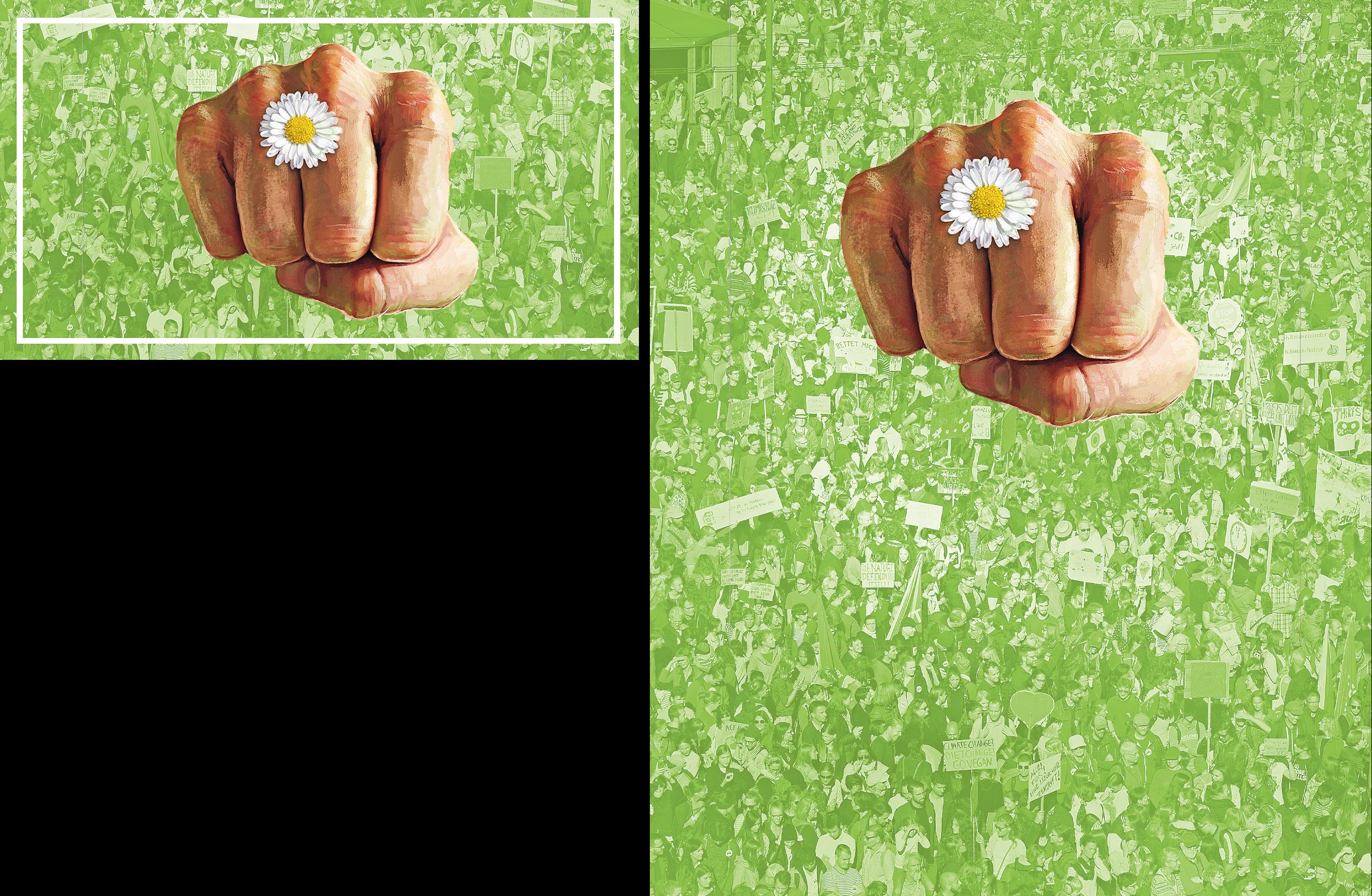 Grüne Lobby: Wie Klimaaktivisten Wirtschaft und Politik verändern