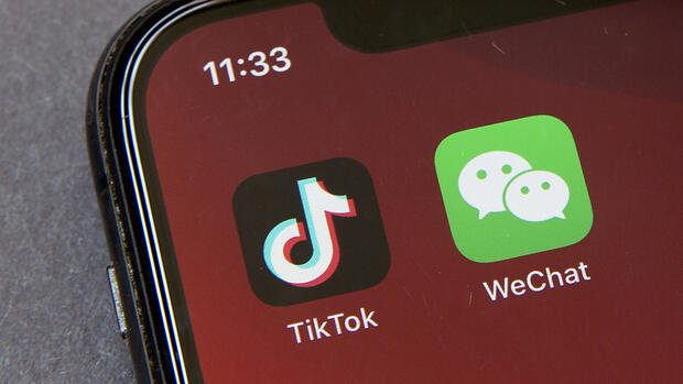 Technologiestreit: Tiktok-Mutter Bytedance erhebt schwere Vorwürfe gegen die US-Regierung