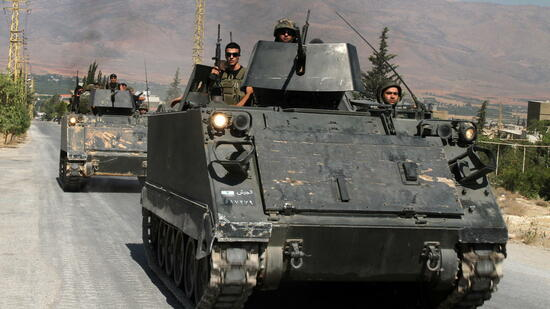 Saudi-Arabien bezichtigt Libanon der Kriegsentfesselung