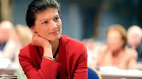 """Sahra Wagenknecht ist erste stellvertretende Vorsitzende der Fraktion """"Die Linke"""" im Deutschen Bundestag. Quelle: dpa"""