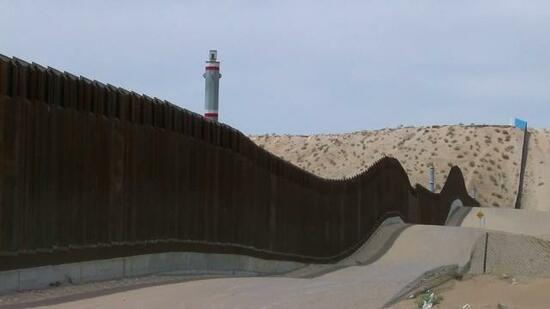 Mauer Mexiko Trump