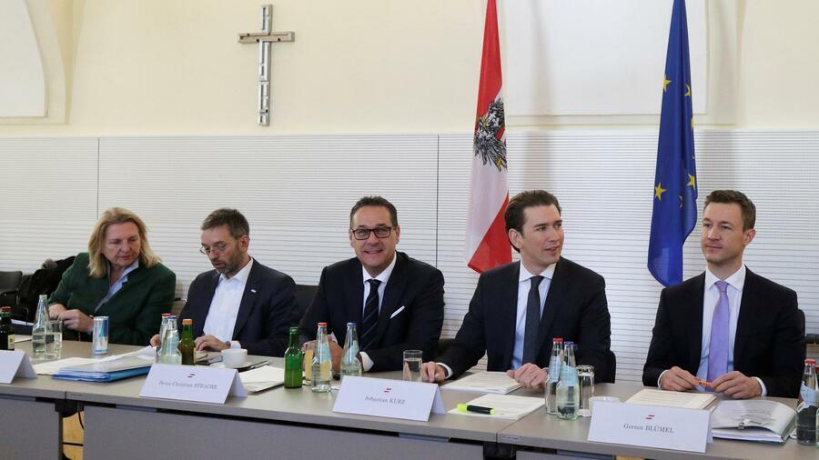 österreich minister kurz