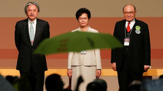 Wahlen in Hongkong: Kampf um die Zukunft