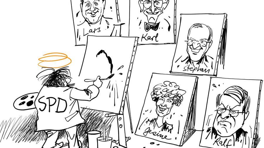 Wie unsere Zeichner die Welt sehen