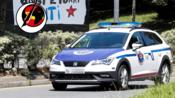 Weltgeschichte: Baskische Polizisten passen nicht in die neuen Dienstwagen