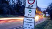 Debatte um Fahrverbote: Lungenärzte zweifeln an Gesundheitsgefahr durch Dieselabgase