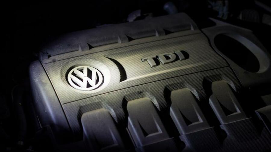 The recall will affect millions of diesel engines. Source: Patrick Pleul, DPA