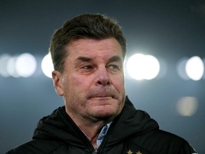 Gladbach-Coach Hecking warnt vor Eintracht Frankfurt