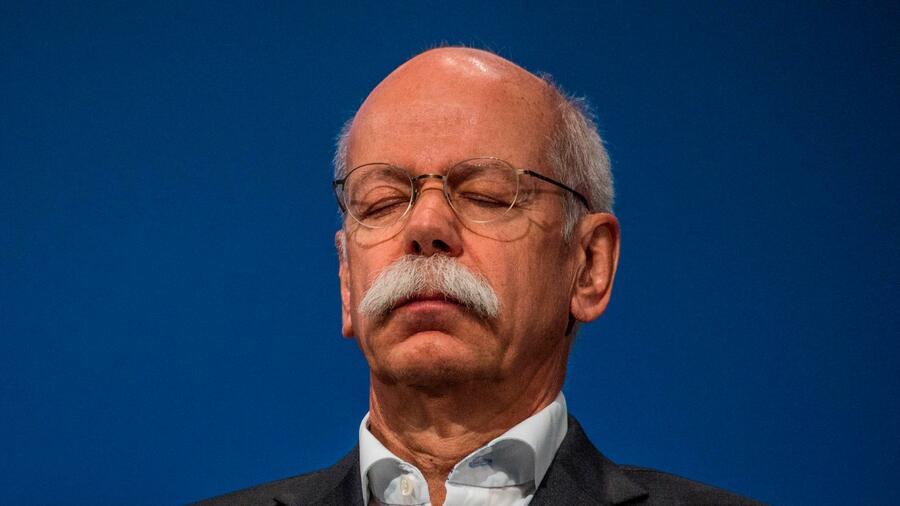 Daimler stoppt Auslieferung von Diesel-Modellen - diese Fahrzeuge sind betroffen   Wirtschaft
