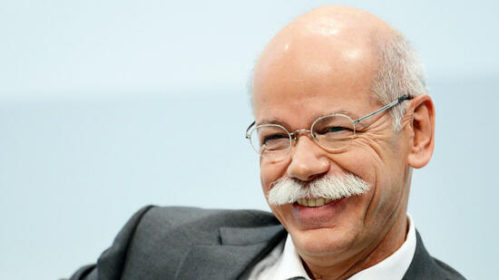 dieter zetsche daimler chef ist der spitzenverdiener im dax. Black Bedroom Furniture Sets. Home Design Ideas