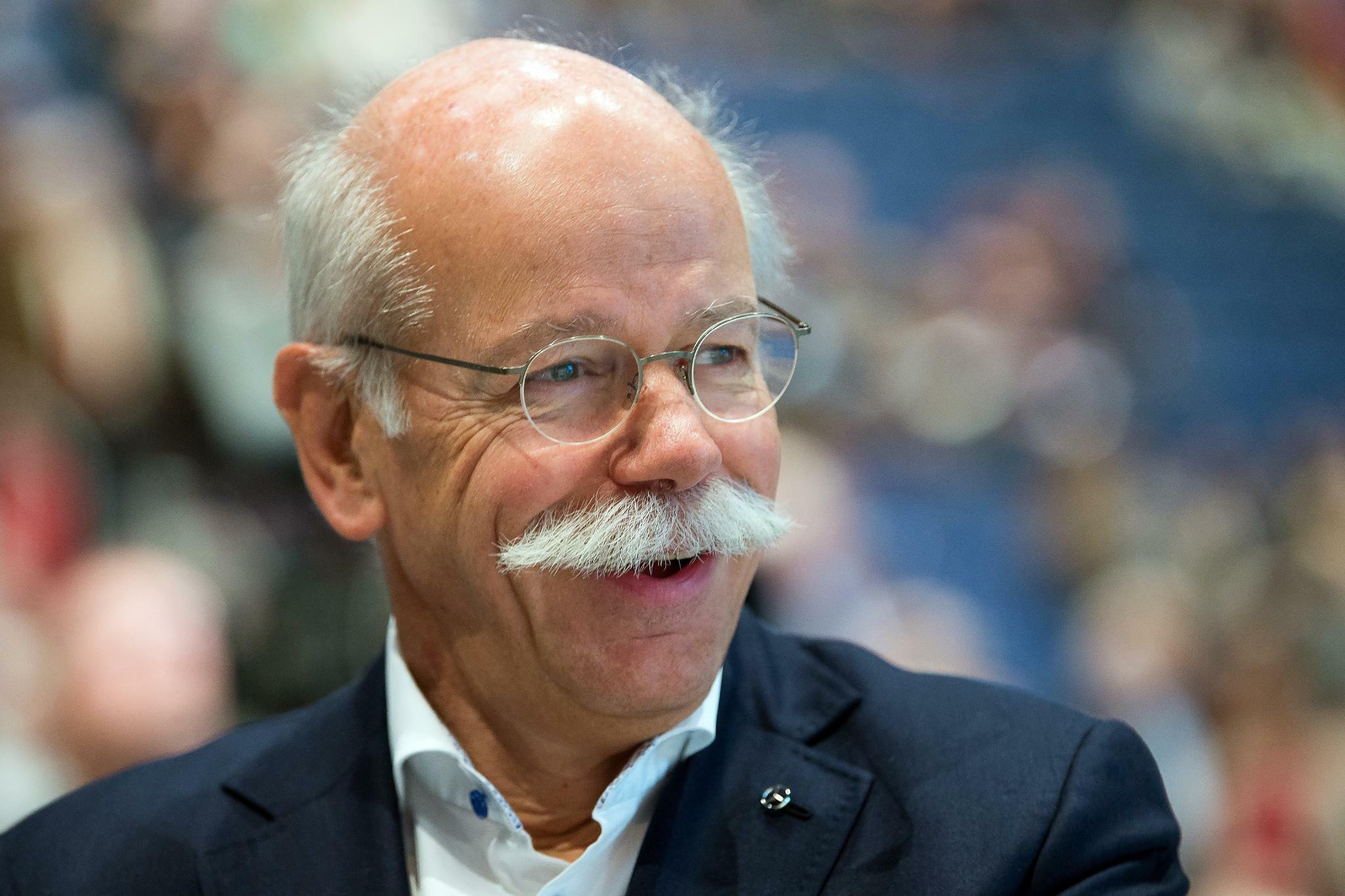 Ex-Daimler-Chef