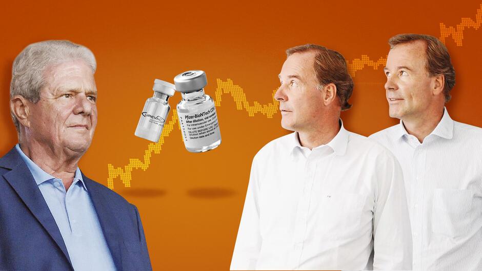 Dietmar Hopp Andreas Und Thomas Strungmann Hoffnungstrager 2020