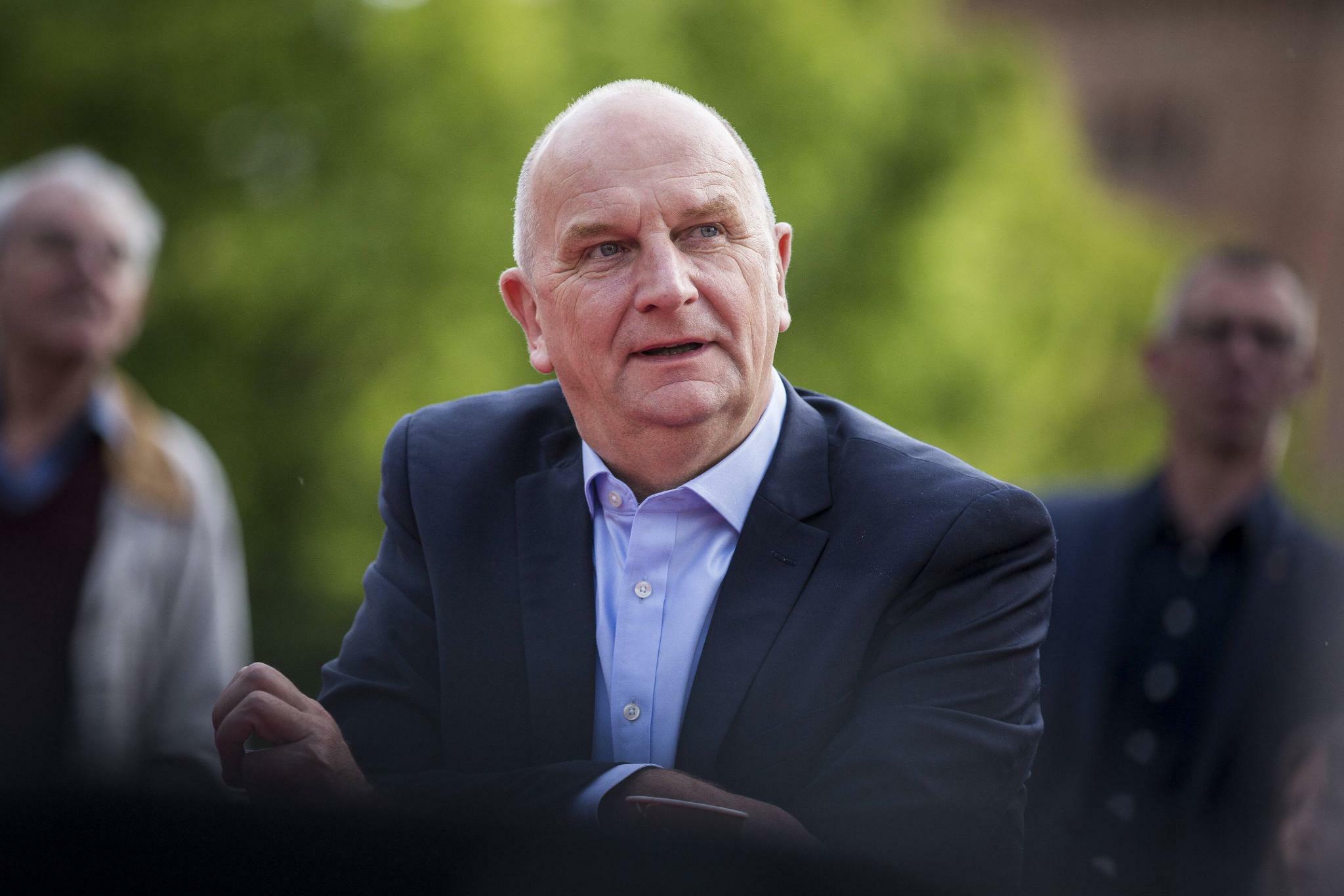 """SPD-Ministerpräsident Woidke: """"Die SPD steht für den Zusammenhalt in der Gesellschaft"""""""