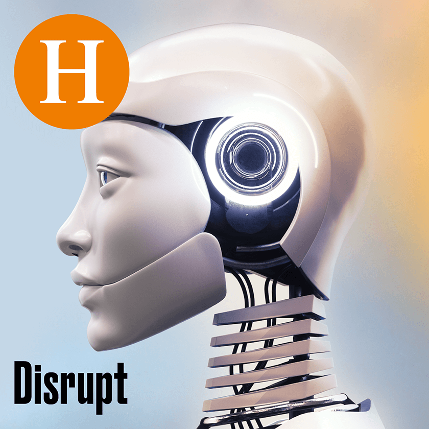 Digital Disrupt Podcast