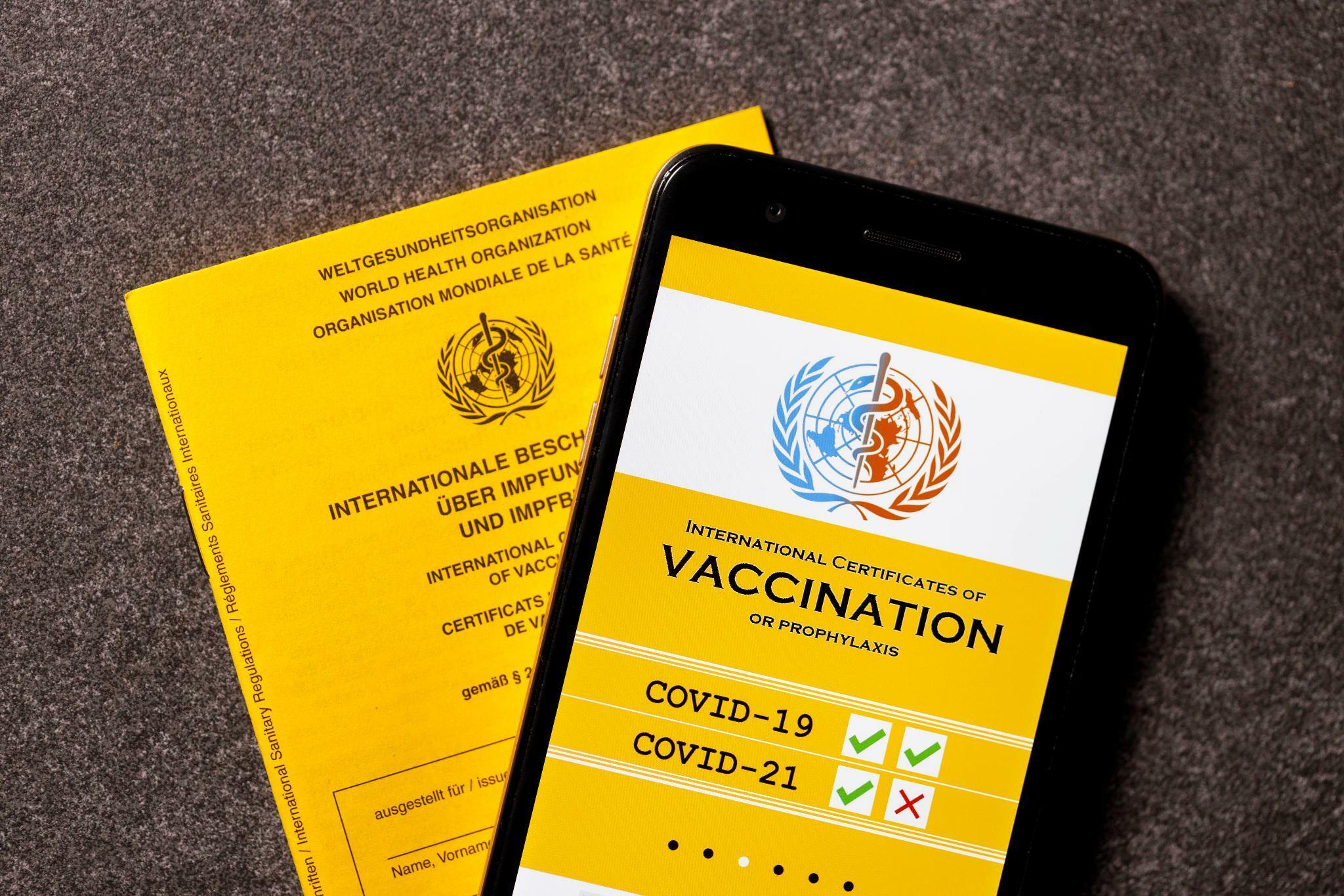 Impfnachweis Wird In Corona App Und E Patientenakte Integriert