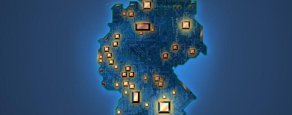 Wie digital ist Deutschland? Alle 401 Landkreise und kreisfreien Städte auf dem Prüfstand