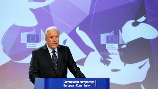 Brüssel kündigt Vorschlag für längere Grenzkontrollen an