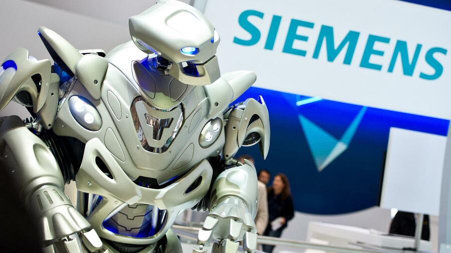 Don't say dismantle: At Siemens, the sum of its parts might