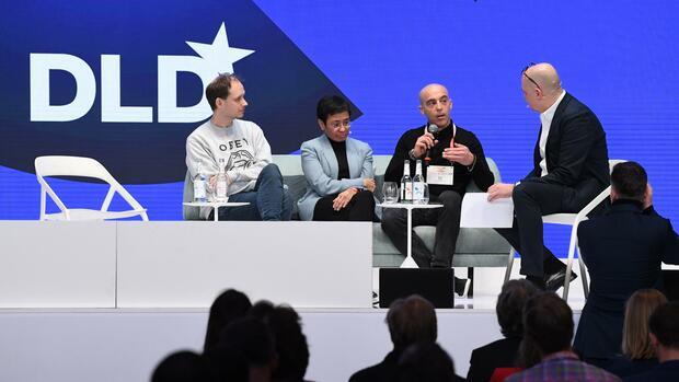 Innovationskonferenz DLD: Armutszeugnis für das Internet