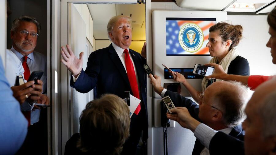 Trump kündigt weitere milliardenschwere Zölle auf chinesische Waren an