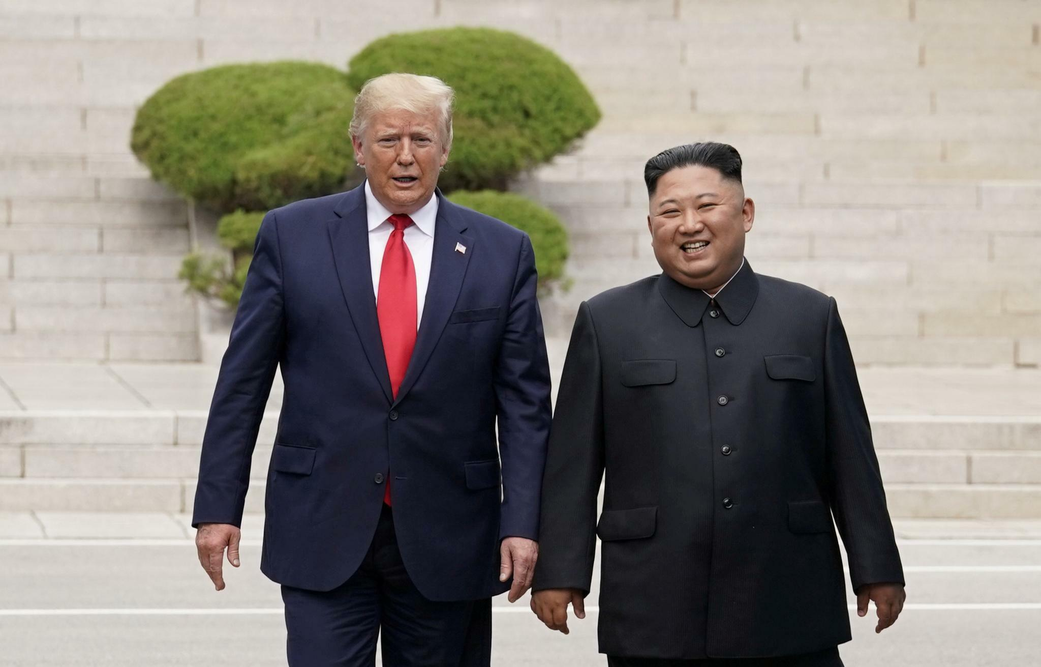 USA zu Atomverhandlungen mit Nordkorea bereit