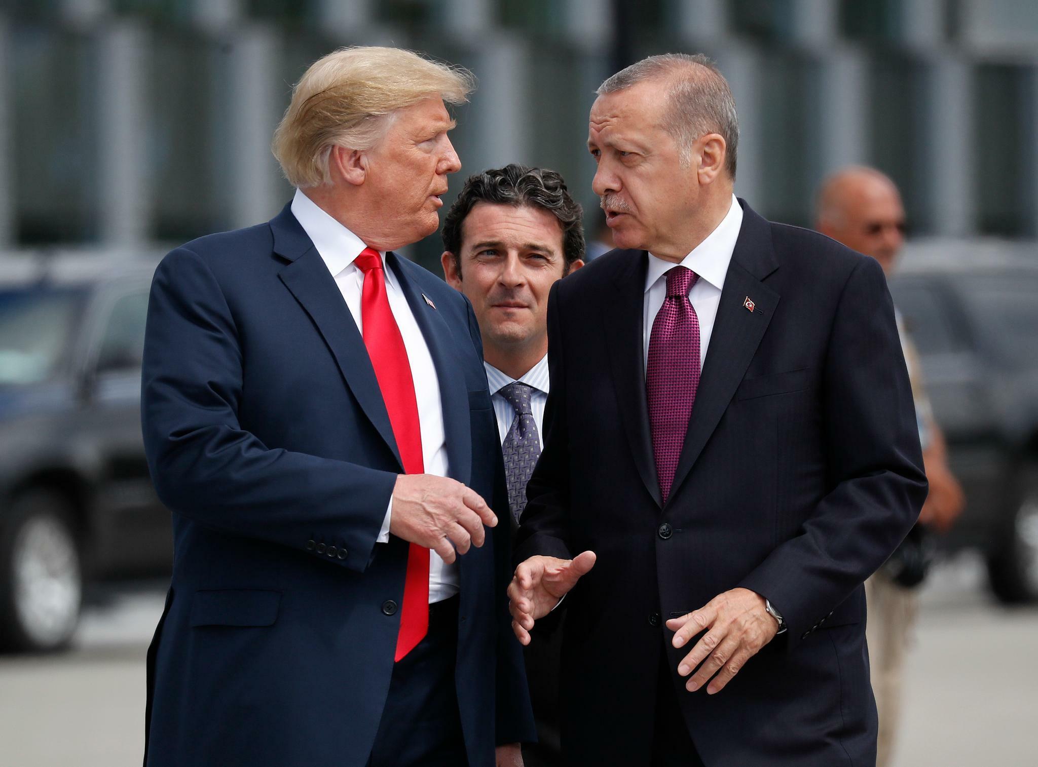 Syrien: Trump und Erdogan führen Europa vor