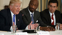 Merck, Intel, Under Armour: US-Manager bieten Trump die Stirn