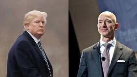 Jeff Bezos Der Amazon Chef Gerät In Den Fokus Der Klatschpresse